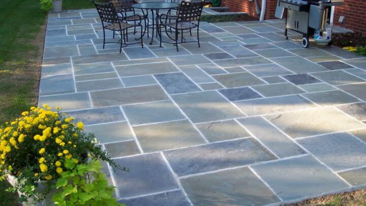 tegelzetter voor terrasvloer
